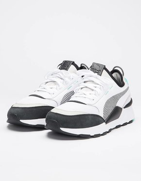 Puma Puma RS-0 Invention White-Gray/Violet-Biscay Green