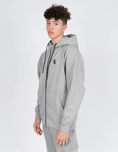 NikeLab Nrg Hoodie Dark Grey Heather/Black