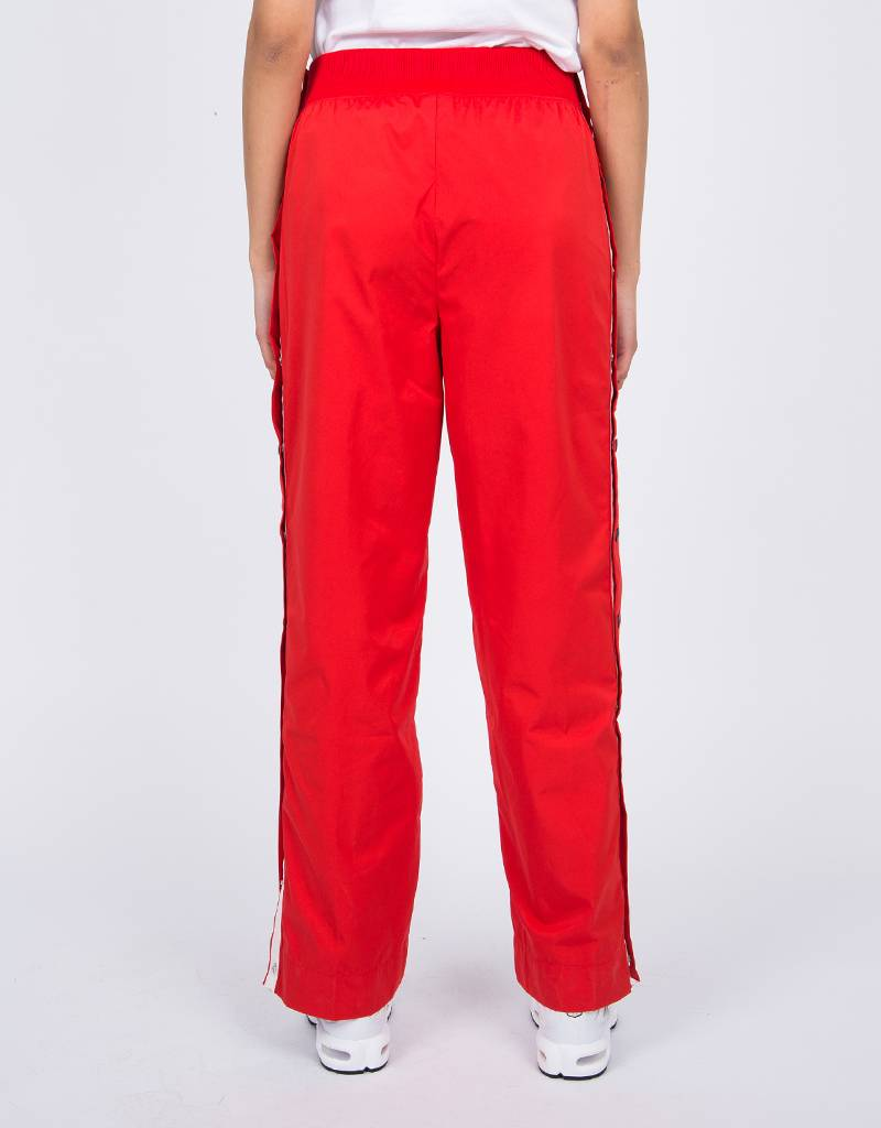 Nike women's Archive Snap pant red