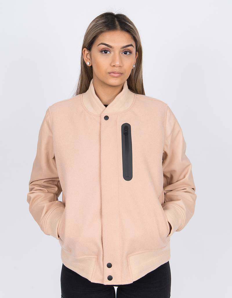 NikeLab Ess Destroyer Jacket Bio Beige/Black
