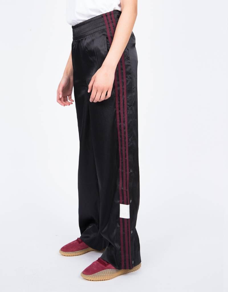 Adidas Adibreak Trackpants Black/Burgundy
