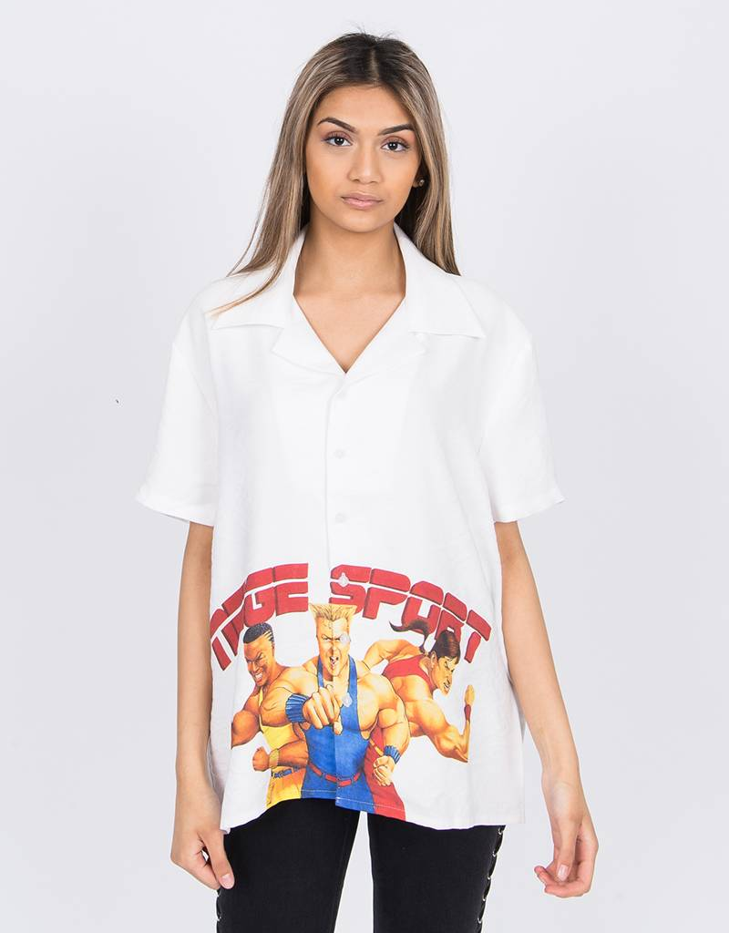 NEIGE Fighter Shirt