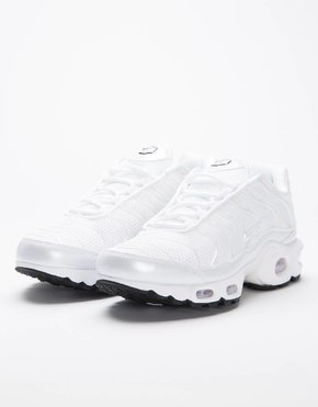 Nike Nike Women's Air Max Plus Premium white/white-white-black
