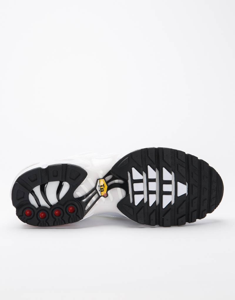 Nike Women's Air Max Plus Premium white/white-white-black