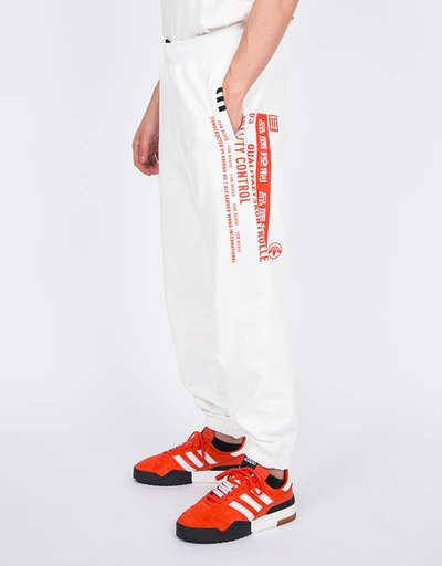 Alexander Wang X Adidas Graphic Jogg core white/bold orange/black