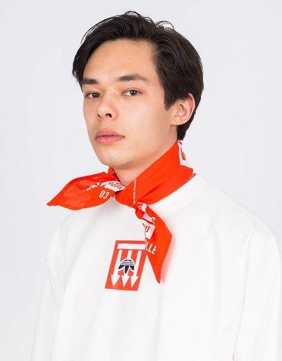Alexander Wang X Adidas Graphic Bandana