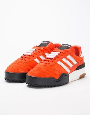 Adidas Alexander Wang X Adidas BBall Soccer Bold Orange/Ftwr White/Core Black