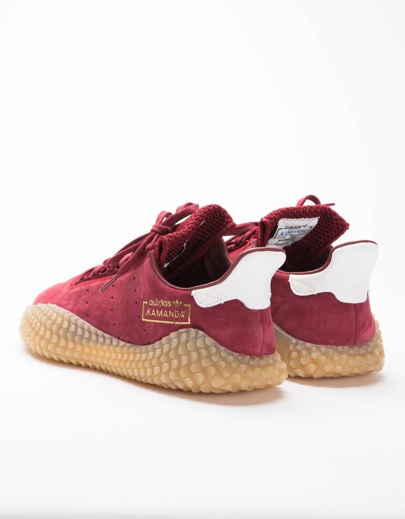 Adidas Kamanda Cburgundy/Cburgundy/Gum3