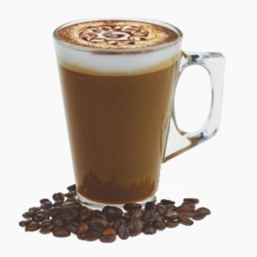 Kaffee Glass