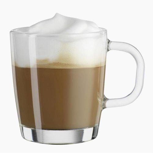 Cappuccino-Gläser