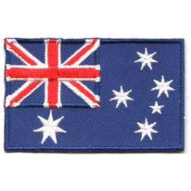 BACKPACKFLAGS flag patch Australia