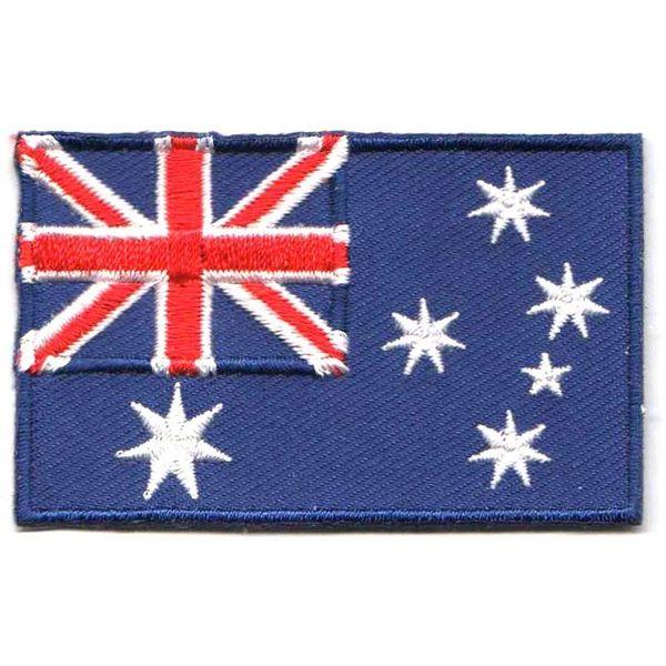 Australischer Flaggenfleck