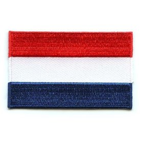 Flaggen-Patch Niederlande