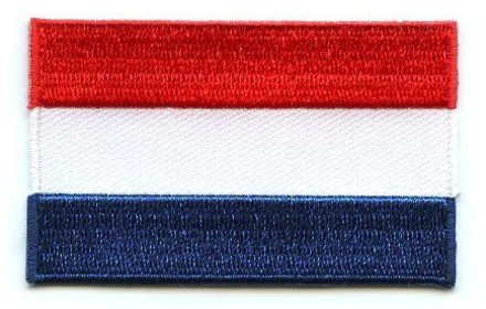 flag patch Netherlands