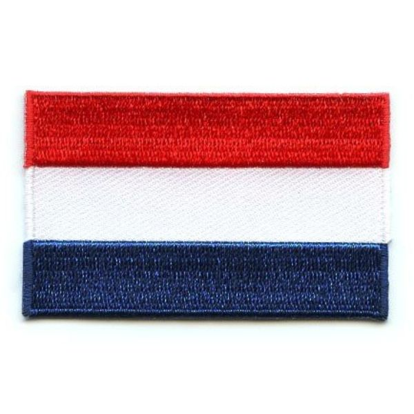 BACKPACKFLAGS flag patch Netherlands