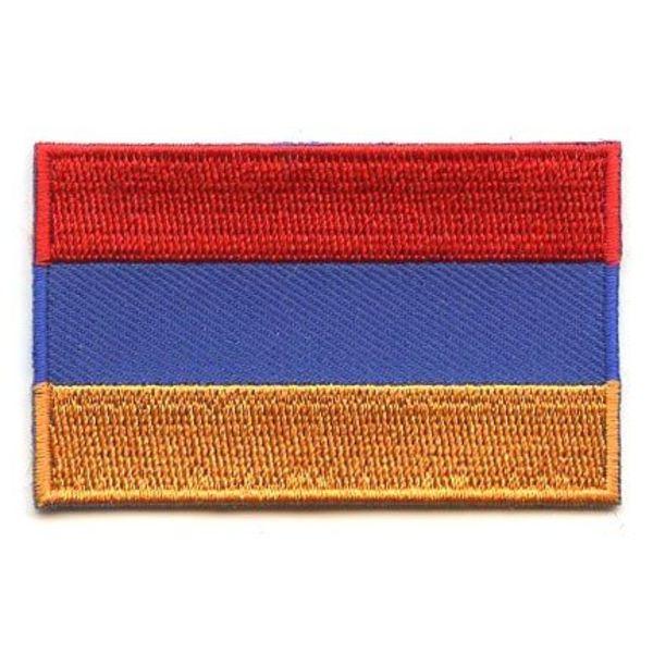 flag patch Armenia