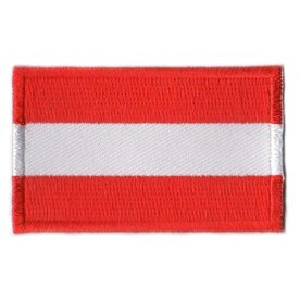 BACKPACKFLAGS flag patch Austria