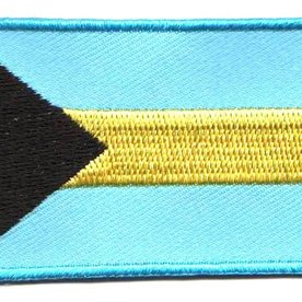 flag patch Bahamas