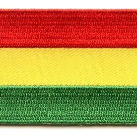 BACKPACKFLAGS flag patch Bolivia