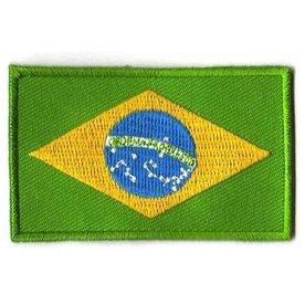 flag patch Brazil