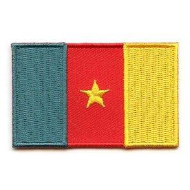 Flag Patch Kamerun
