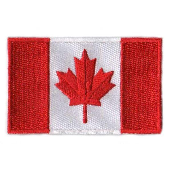 Kanada Flagge Patch