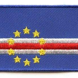 flag patch Cape Verde