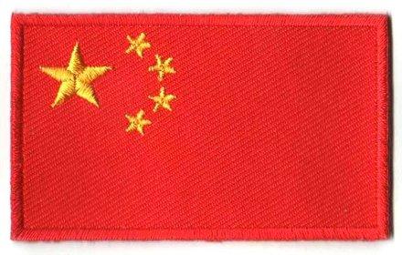 vlag patch China