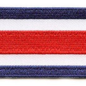flag patch Costa Rica
