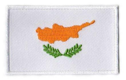 flag patch Cyprus