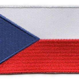 flag patch Czech Republic