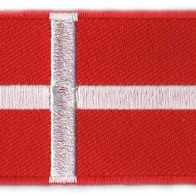 BACKPACKFLAGS flag patch Denmark