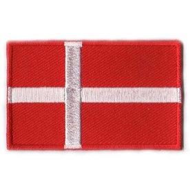 flag patch Denmark