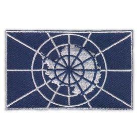 flag patch Antarctica Treaty
