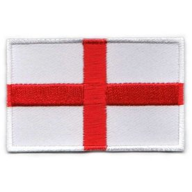 BACKPACKFLAGS flag patch England