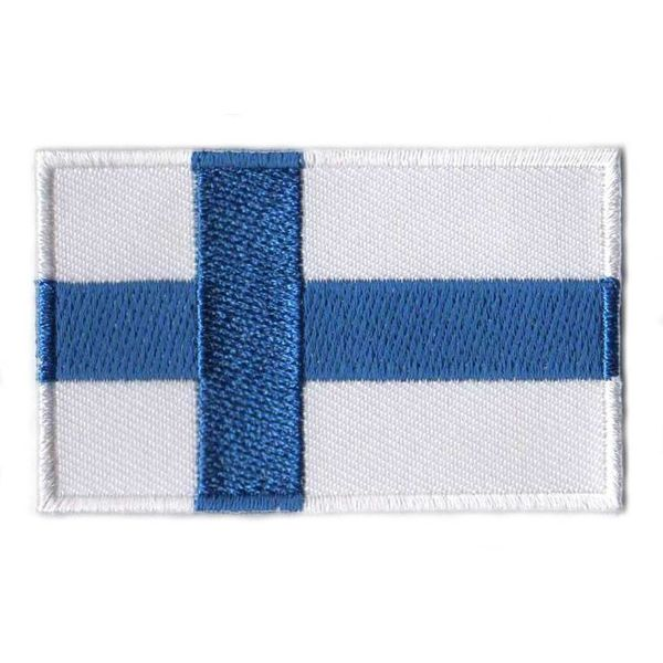 Finnland flag patch