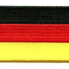 Flaggen-Patch Deutschland