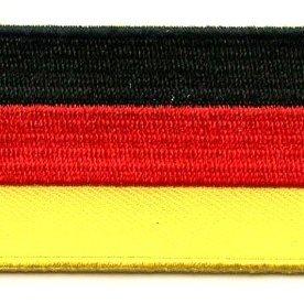 Flaggenpatch Deutschland