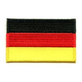 BACKPACKFLAGS flag patch Germany