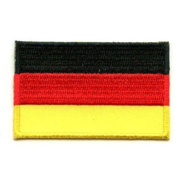 Deutscher Flaggen-Patch