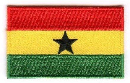 flag patch Ghana