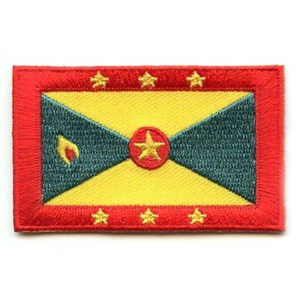 Flaggenpatch Grenada