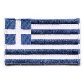 BACKPACKFLAGS flag patch Greece