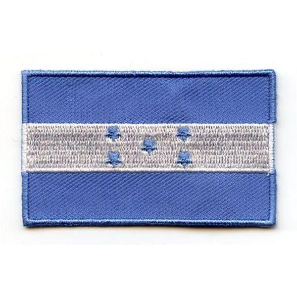 Honduras-Flaggenflecken