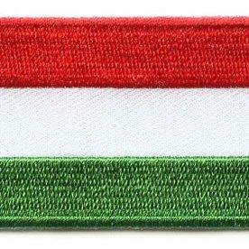Flaggen-Patch Ungarn