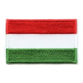 BACKPACKFLAGS flag patch Hungary