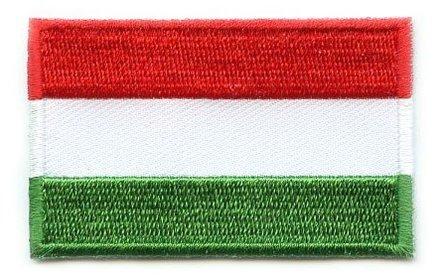 vlag patch Hongarije