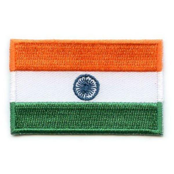 Indischer Flaggenfleck