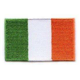 Flaggenpatch Irland