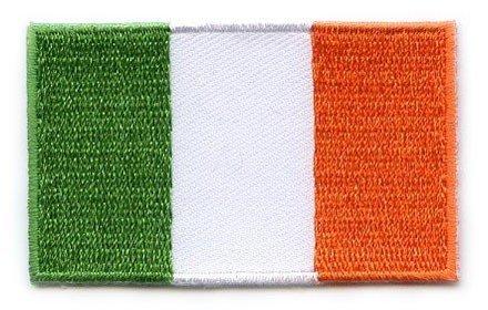 vlag patch Ierland